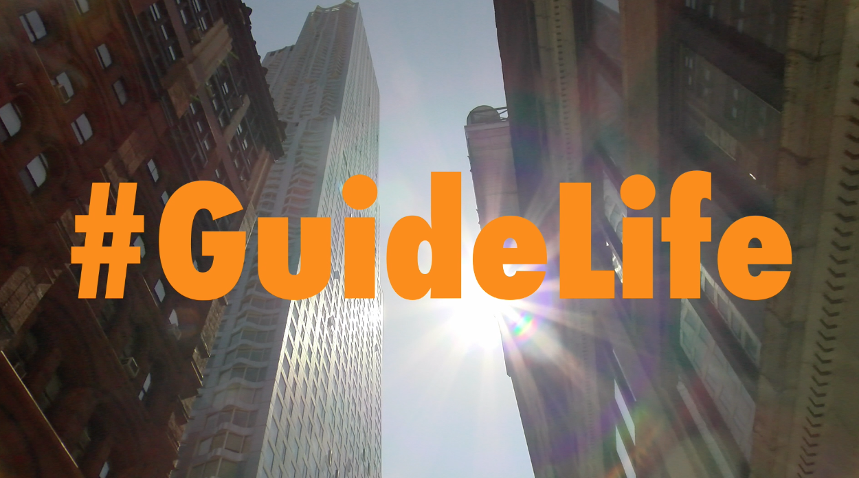 #GuideLife - New York Tour1's web-series