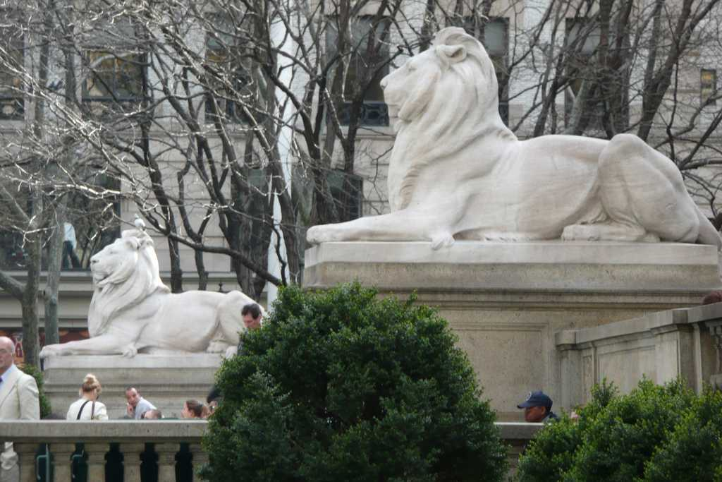 Statue of Lions