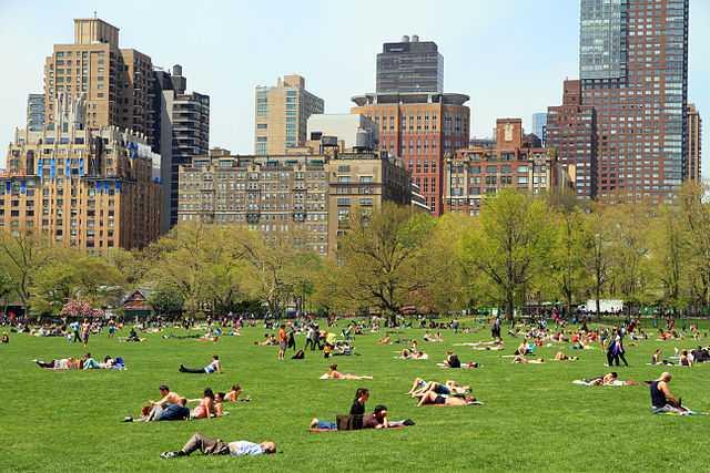 Tourist Summer Spots