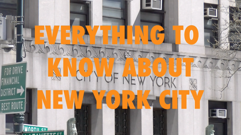 #GuideLife - New York Tour1's Web-series about all things NYC