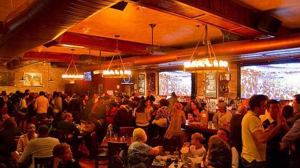 Harlem Tavern - NYC Beer Gardens