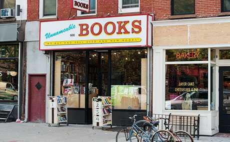 new york bookstores