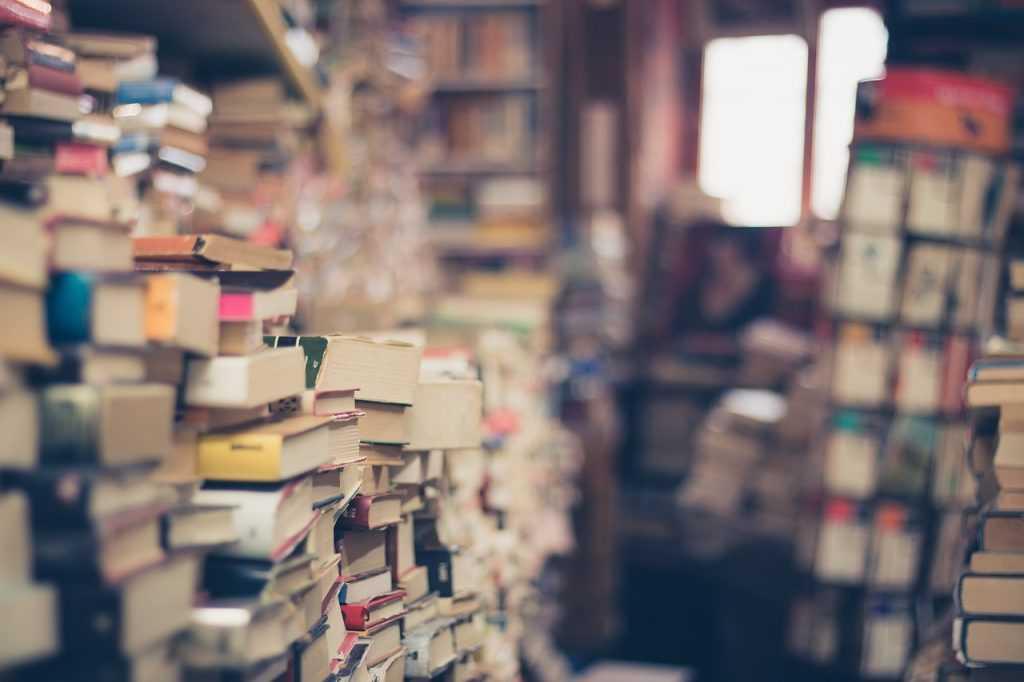 new york bookstore