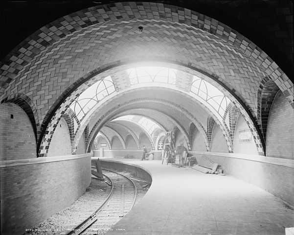 haunted subways