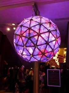 New Year's Eve Ball Drop