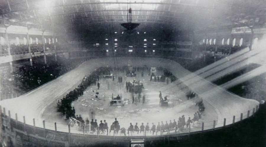 Madison Square Garden in 1907