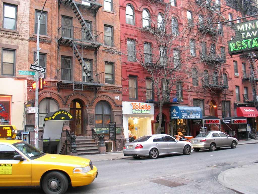 Greenwich Village Comedy Clubs