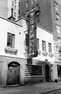 Legendary Stonewall Inn