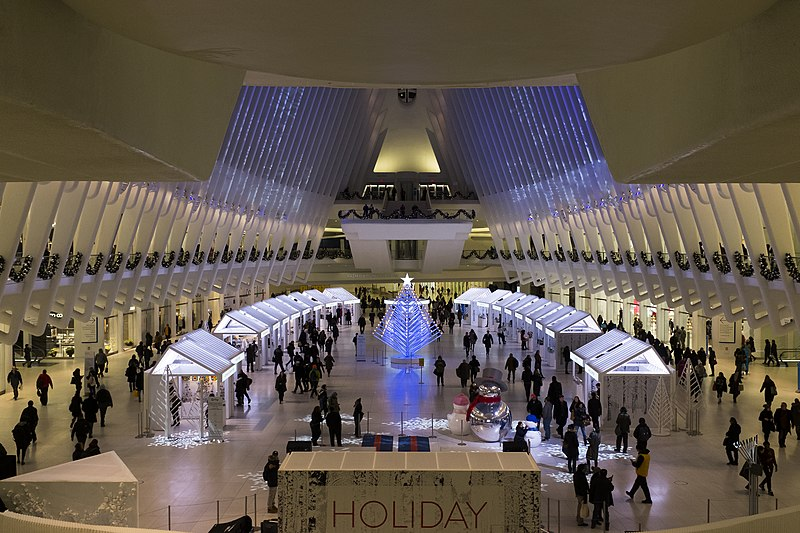 Oculus Shopping Market