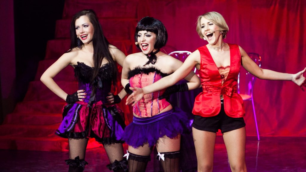 Valentine's Day Burlesque Show