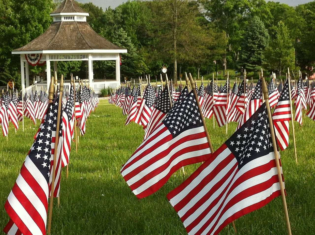 https://pixabay.com/en/flags-american-memorial-day-freedom-292774/