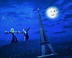 Screenshot from the film Moulin Rouge
