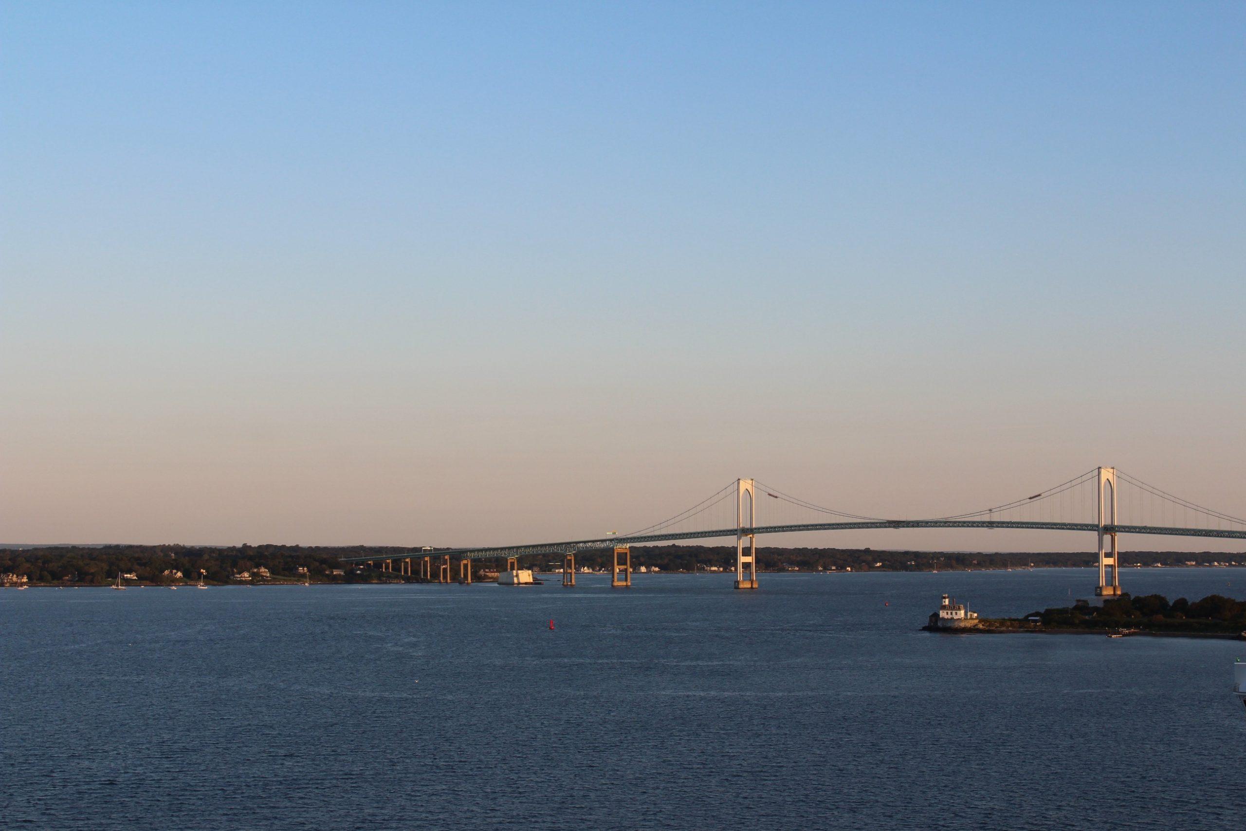 The Verrazzano-Narrows Bridge