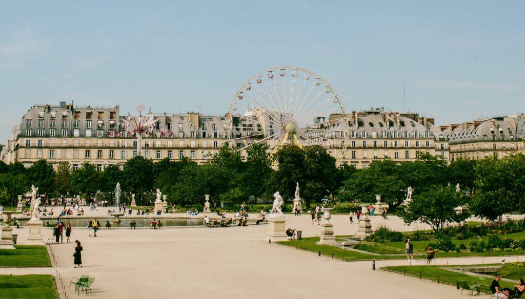 Jardin des Tuilieries