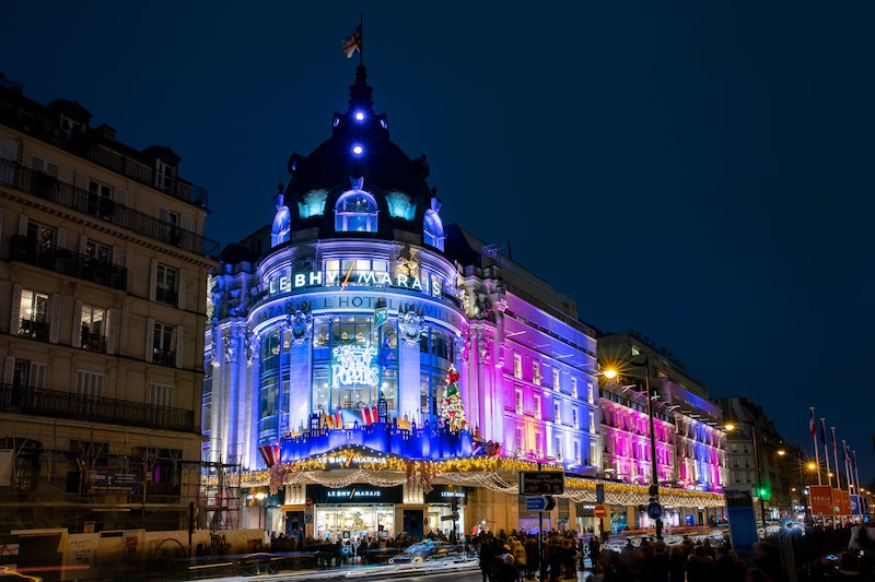 Le Marais Nightlife