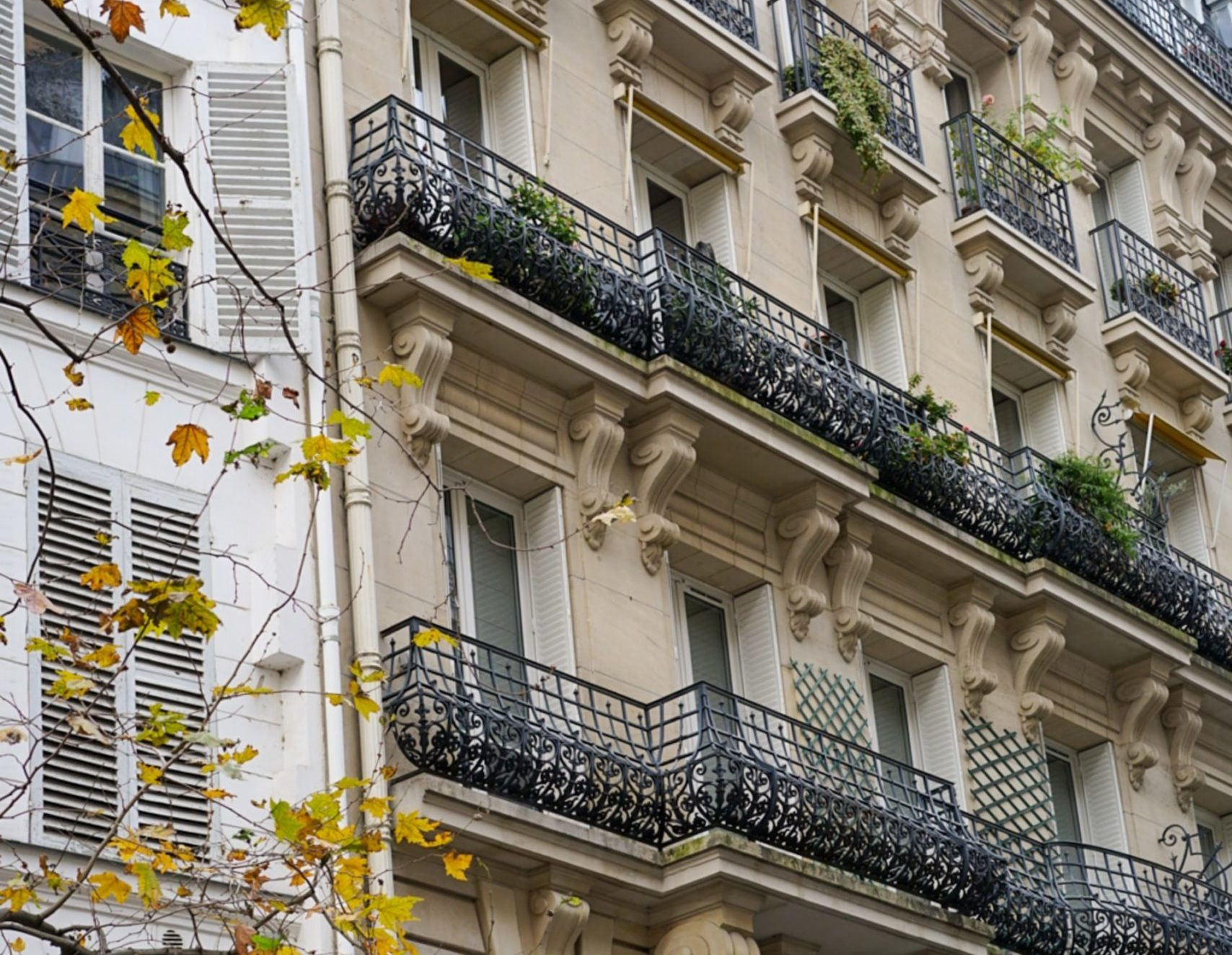 Paris apartment for where to stay on vacation