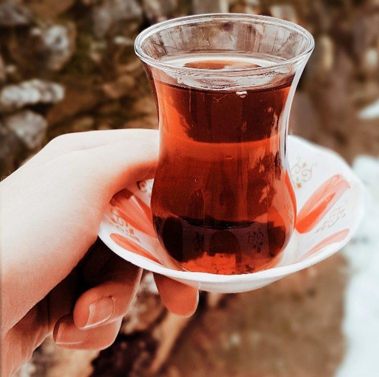 mosque tea