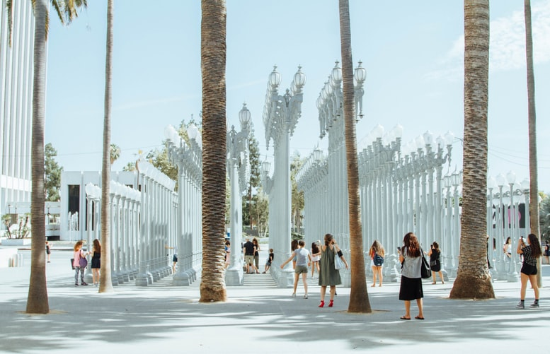 LACMA - The Los Angeles County Museum of Art