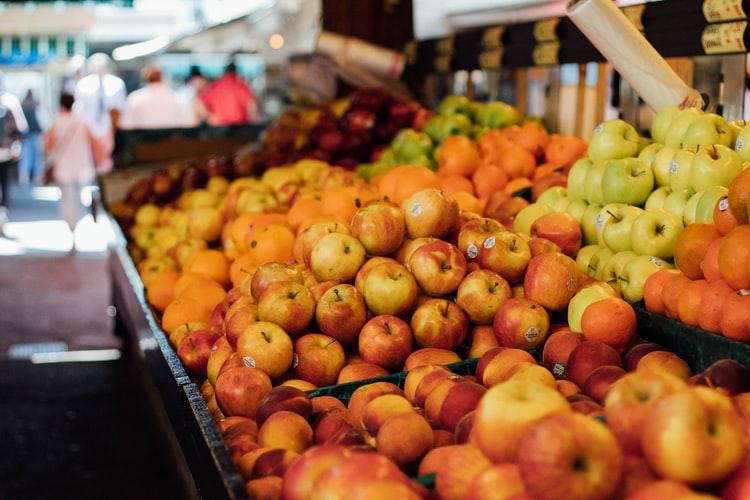 Los Angeles Original Farmers Market