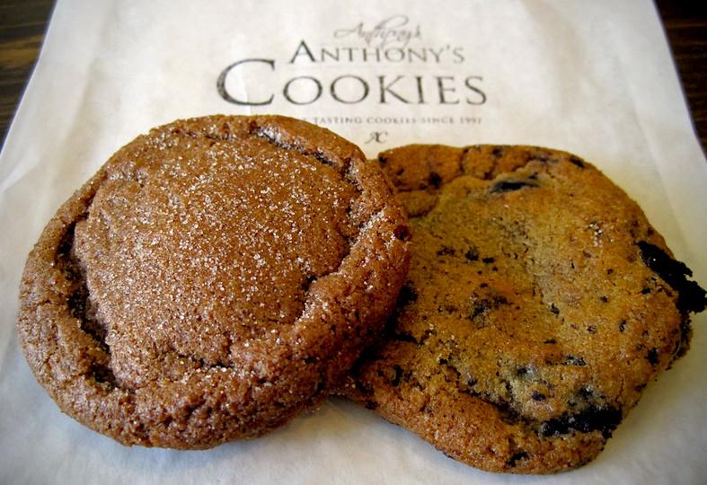 Anthony's Cookies