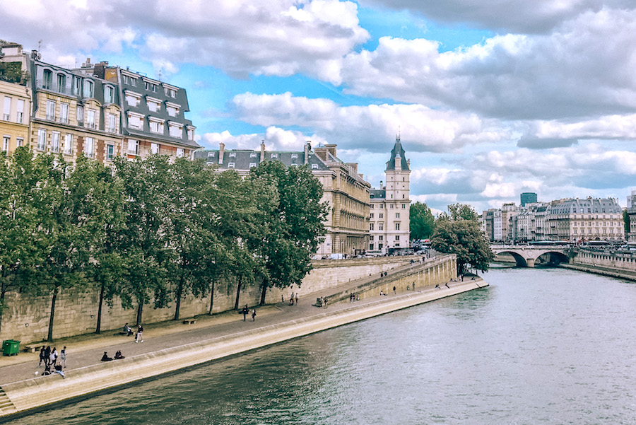 Banks of the River Seine