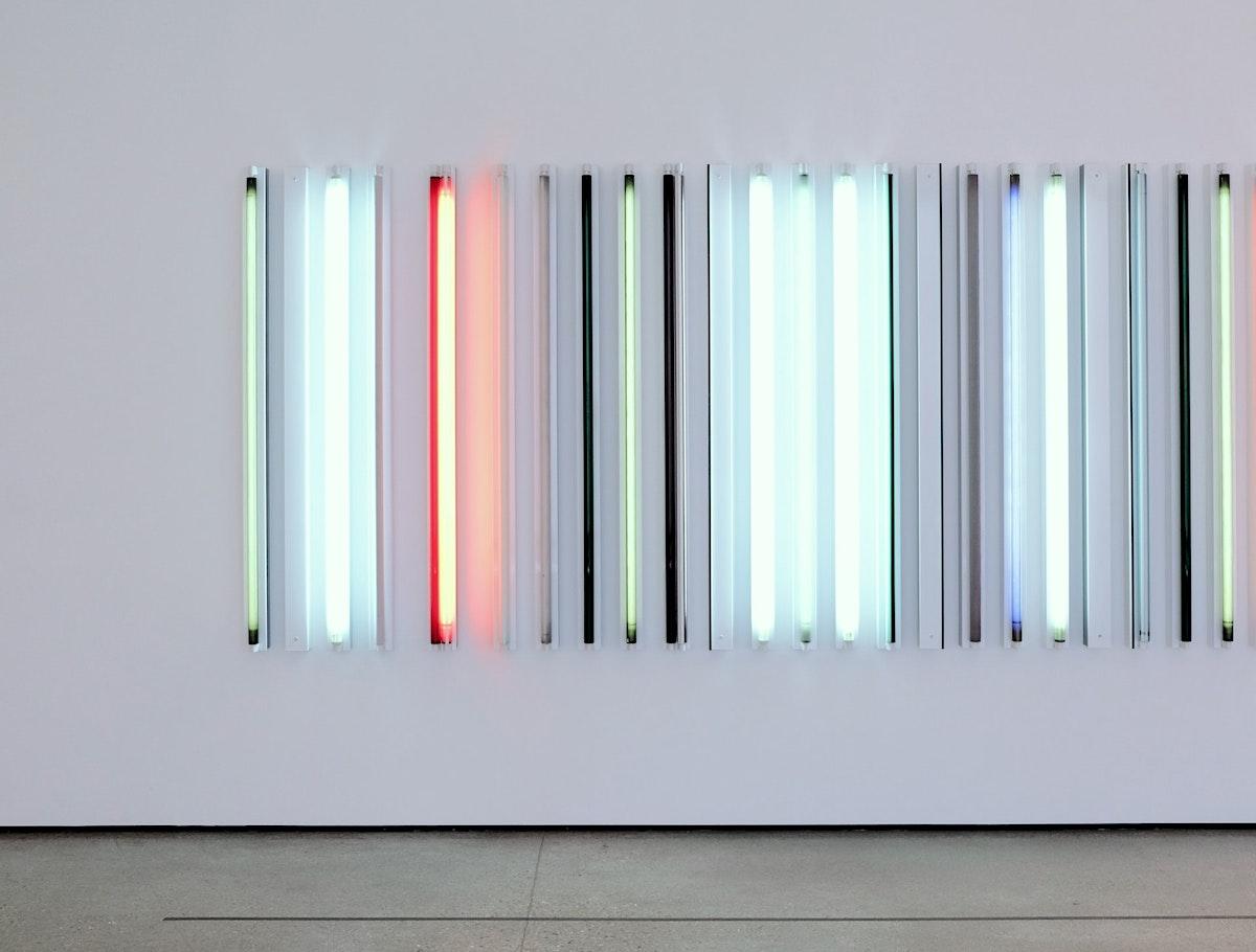LA County Museum of Art Indoor Lighting Artwork