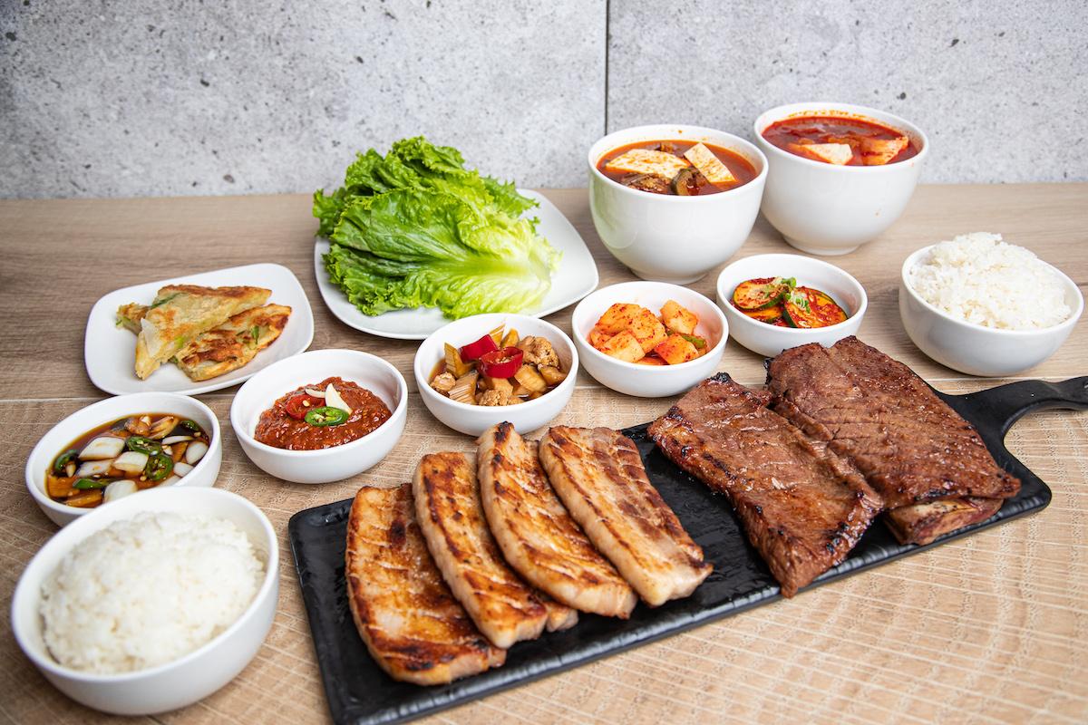 iconic New York City foods from Kang Ho Dong Baekjeong