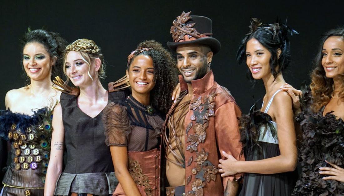 Chocolate Salon Fashion Show