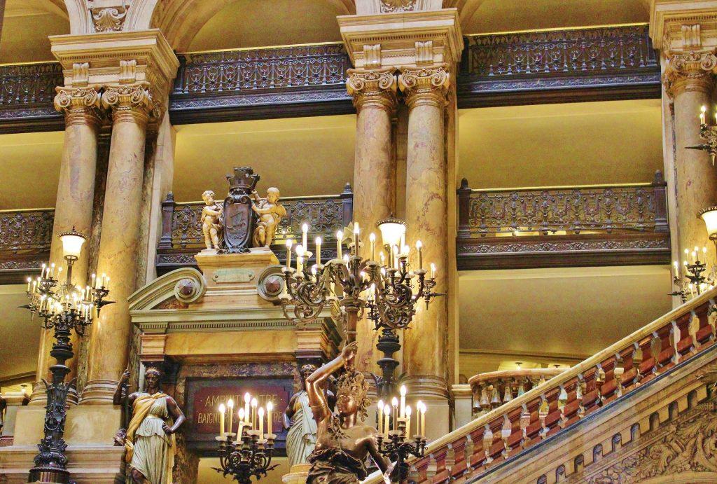 Opera Garnier interior