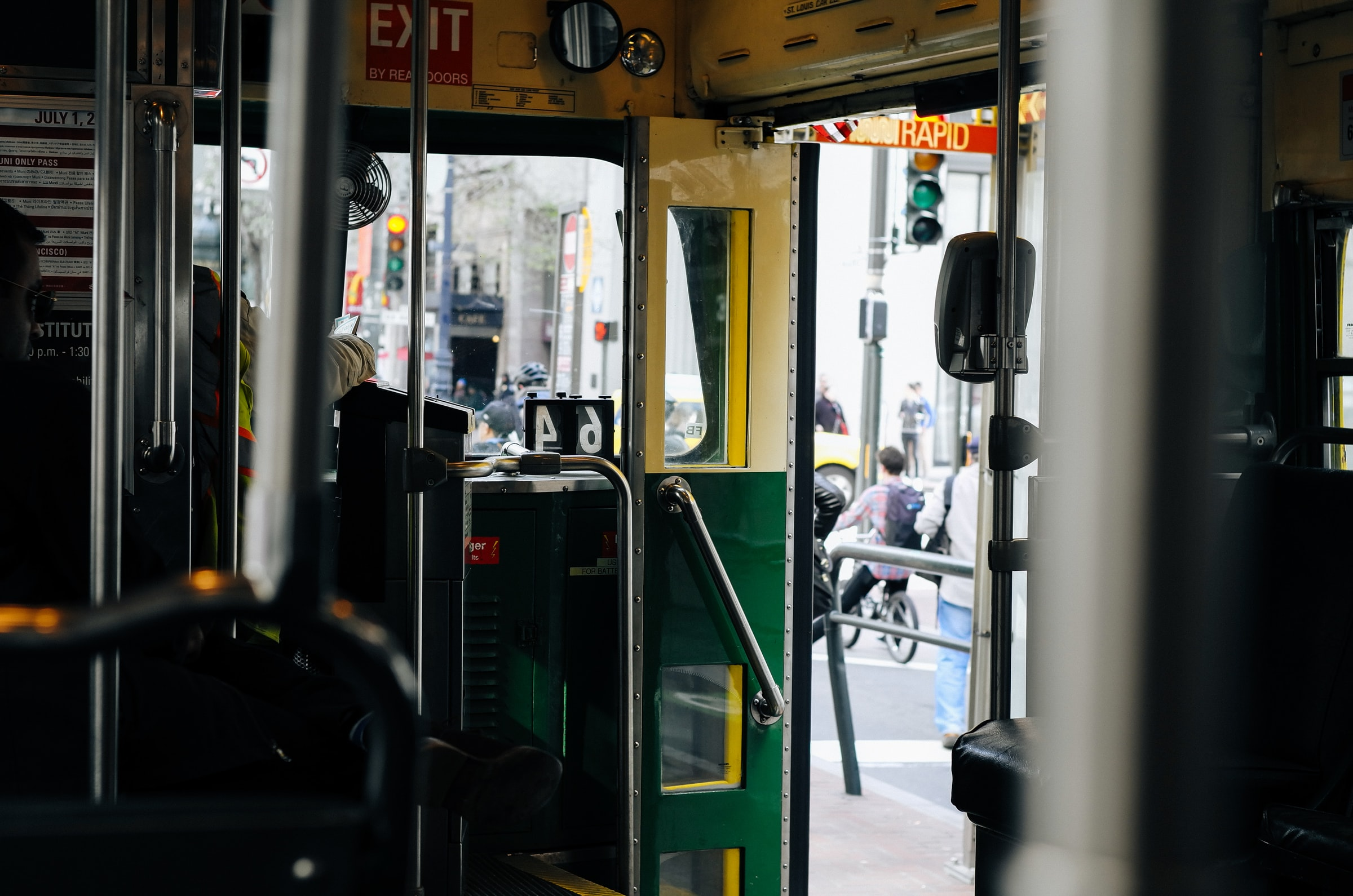 San Francisco public transportation