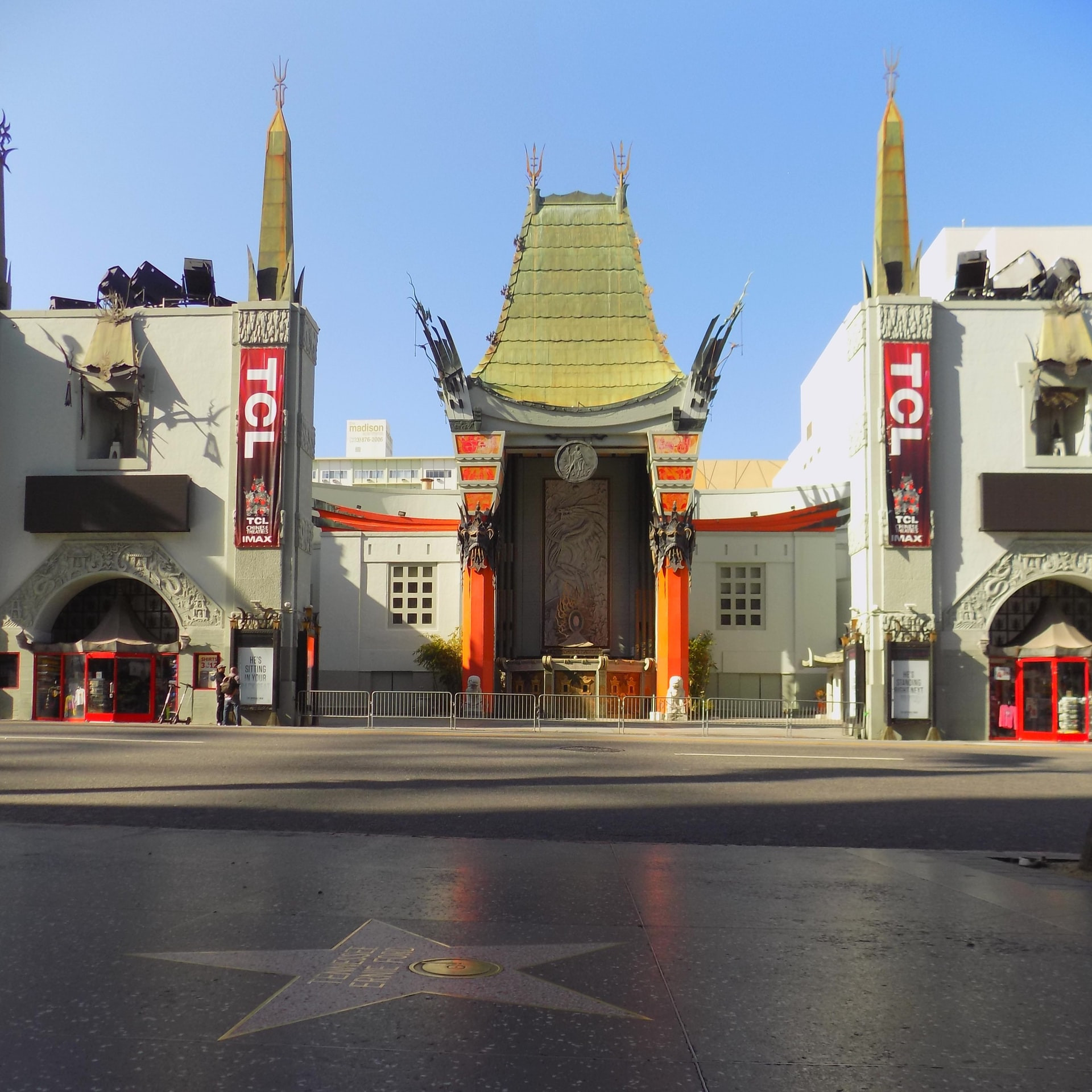 Grauman's Chinese Theatre in Hollywood