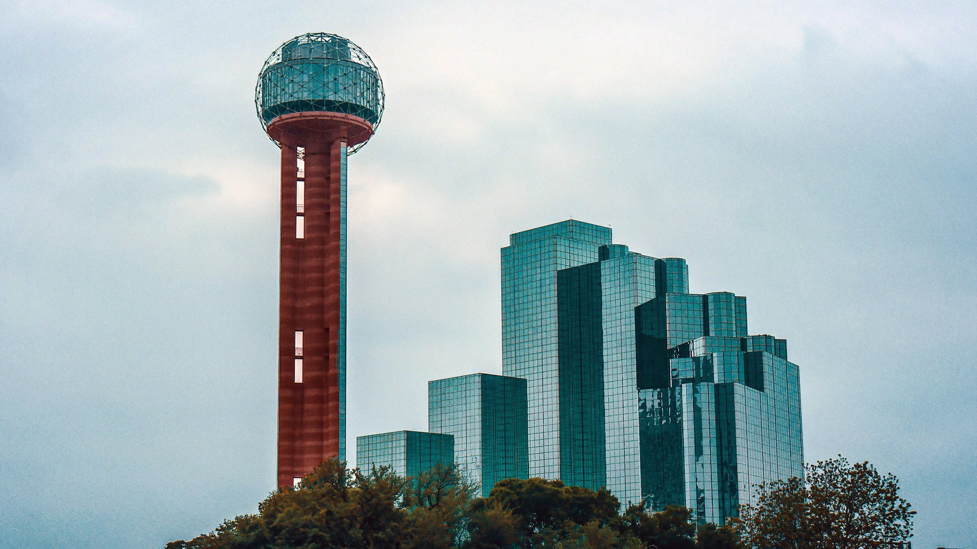 Reunion Tower in Dallas