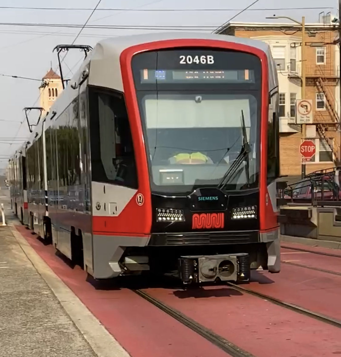 Public transit in San Francisco