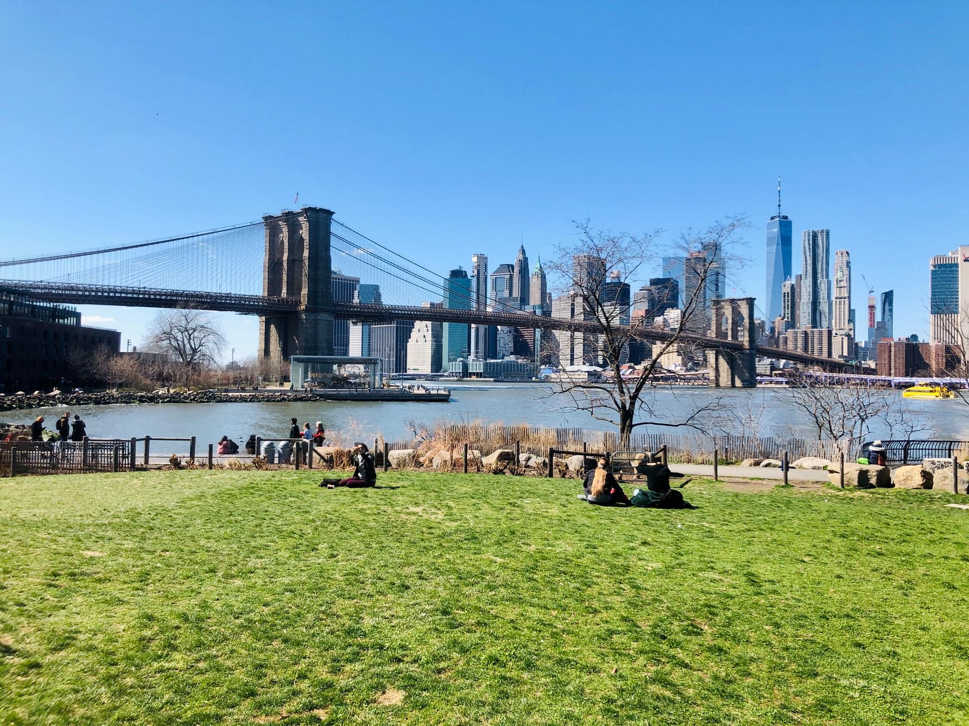Brooklyn Bridge Park in NYC