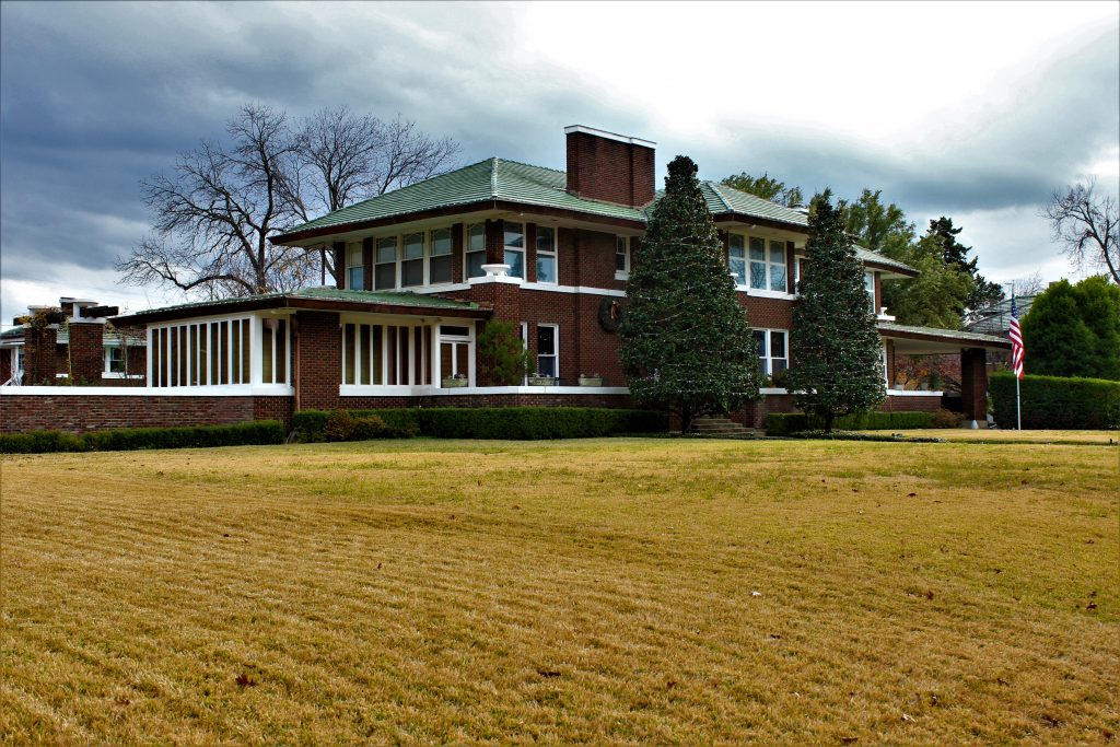 The Higgenbotham House, 5002 Swiss Avenue