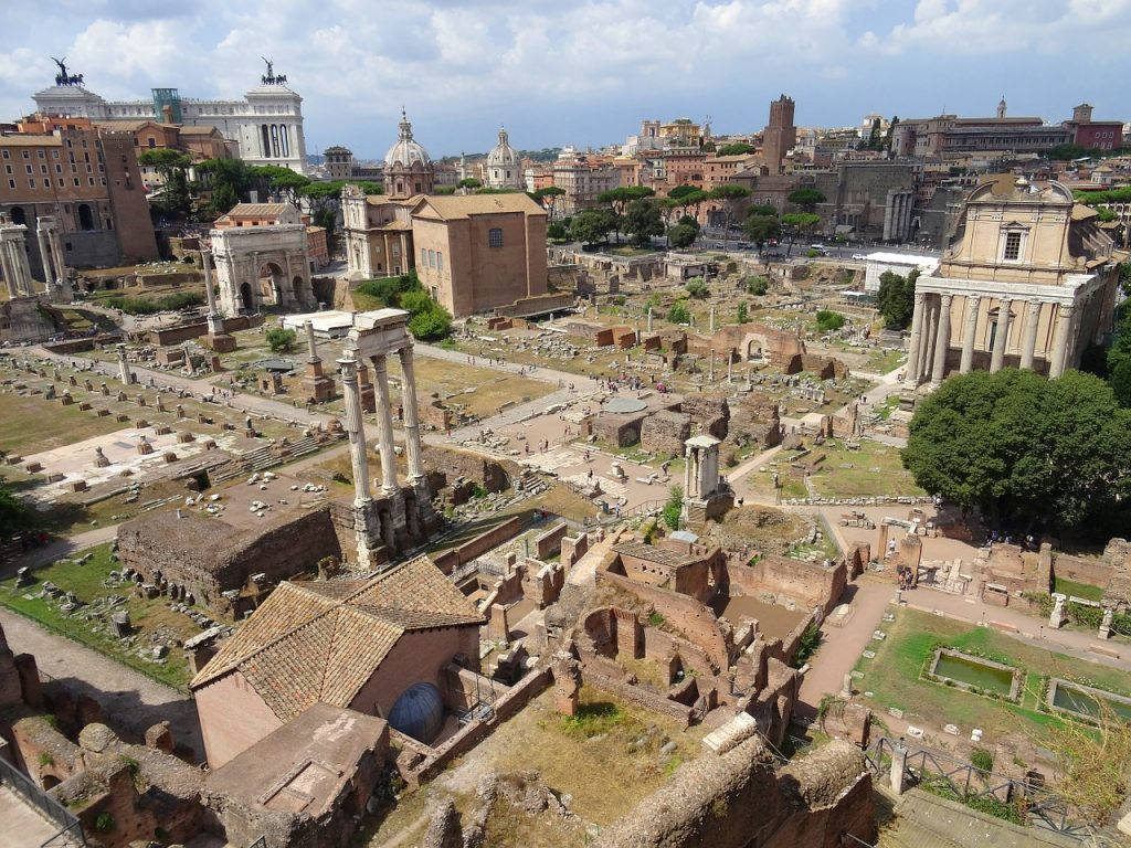 Everything at the Roman Forum