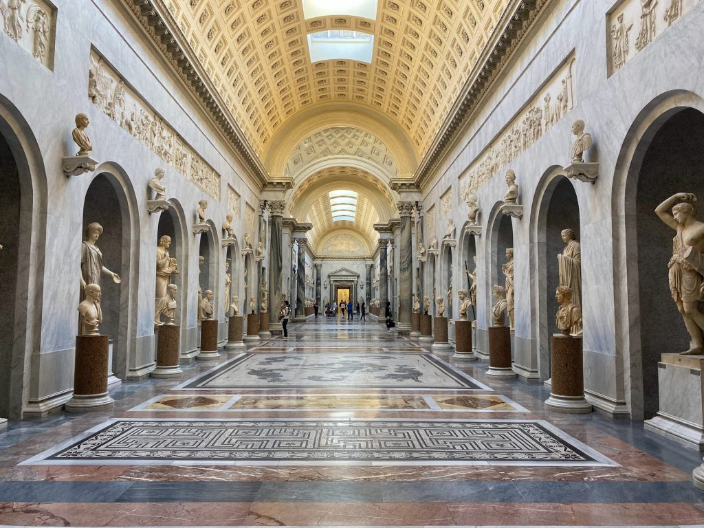 Vatican Museums in Rome