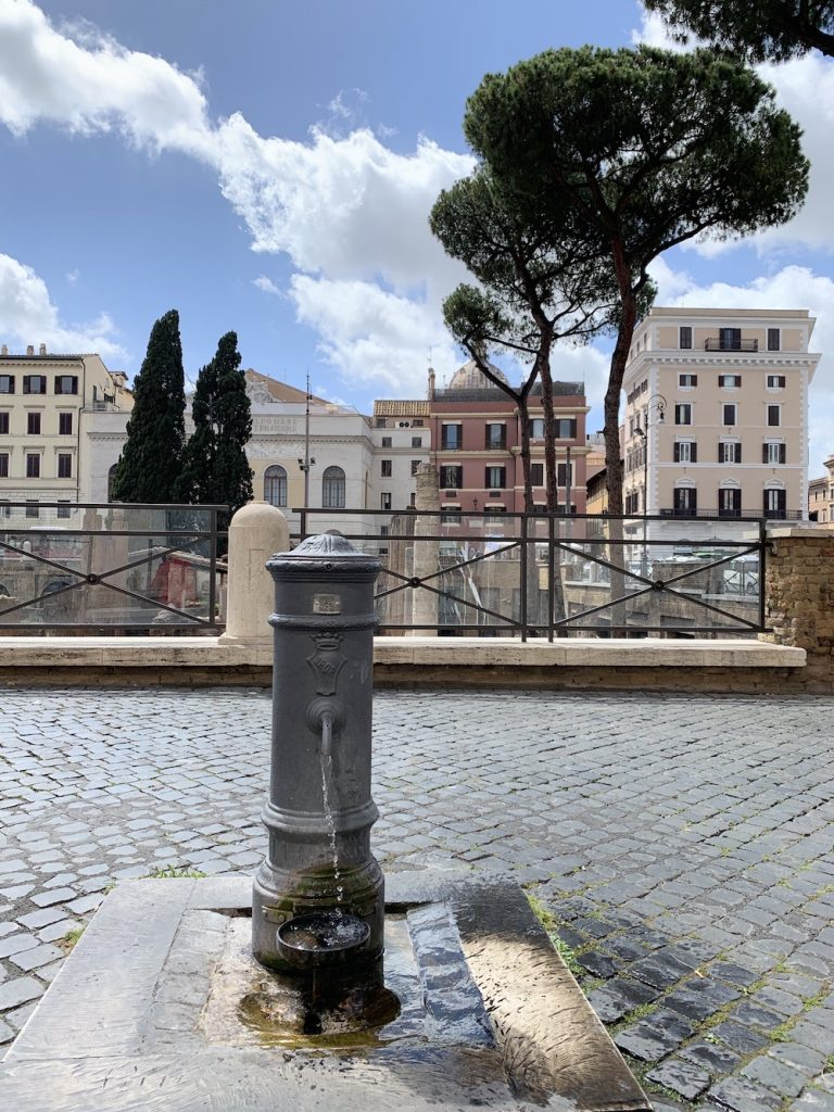 Rome's parks and gardens