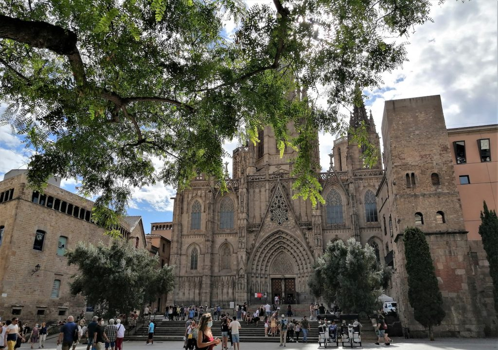 Cathedral of the Holy Cross and Saint Eulalia