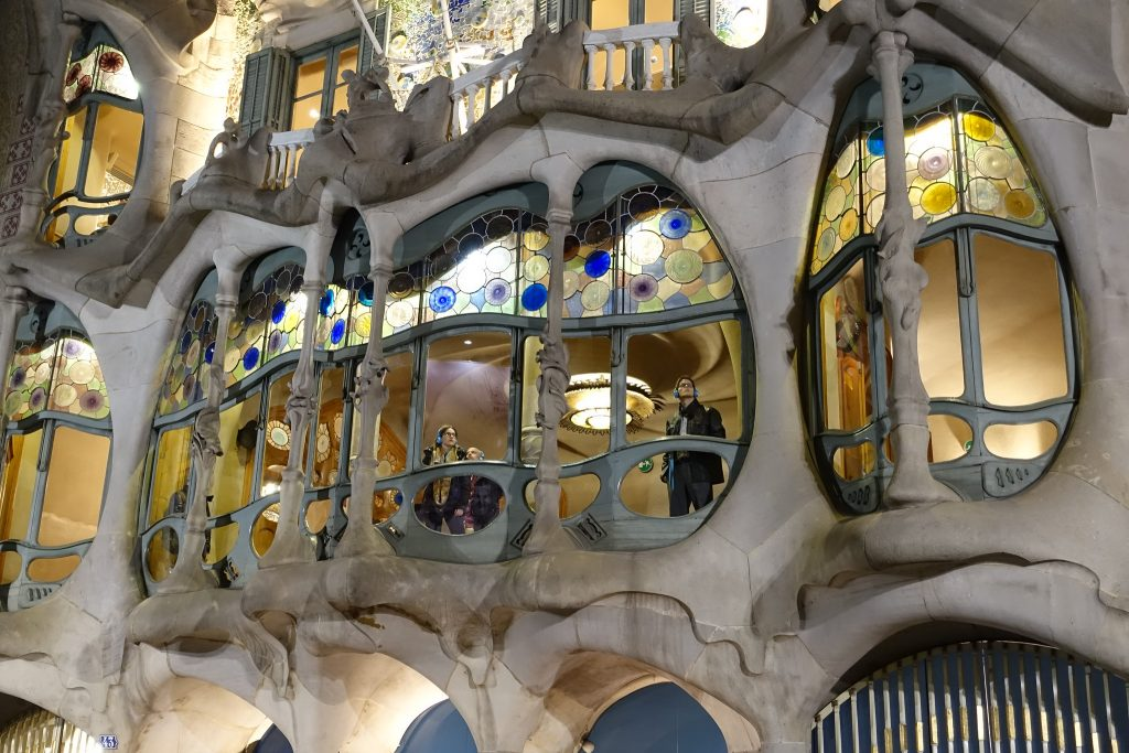 Barcelona Modernist Buildings