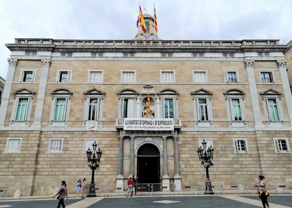 Palau de la Generalitat – Headquarter of the Catalan Government