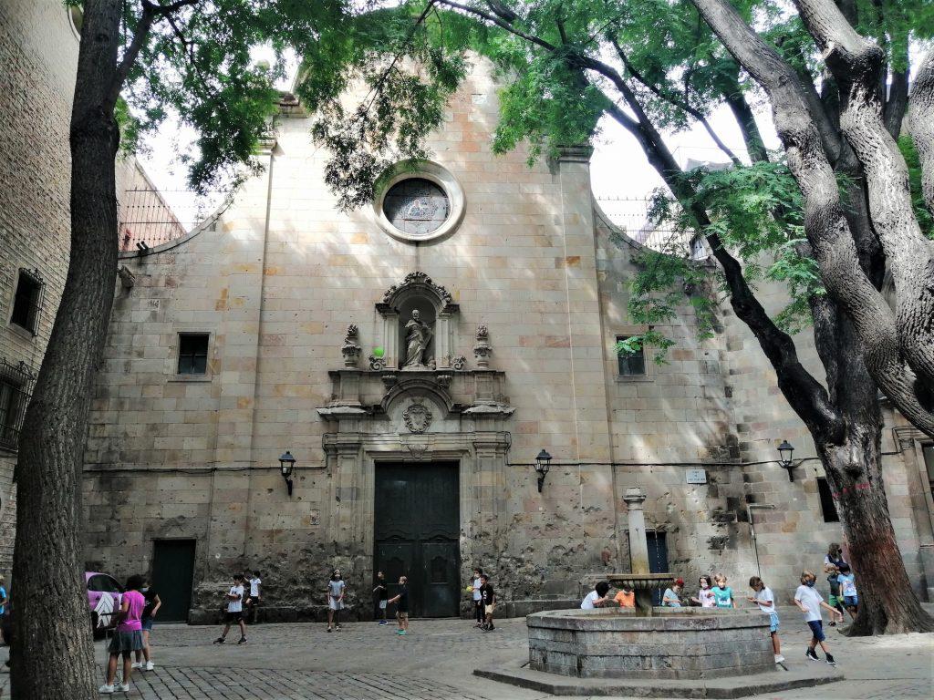 Sant Felip Neri Square