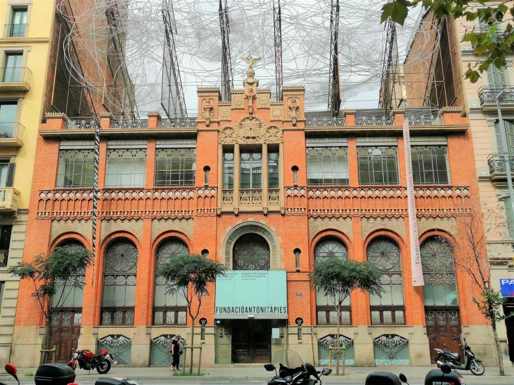 Fundació Tapies, Barcelona