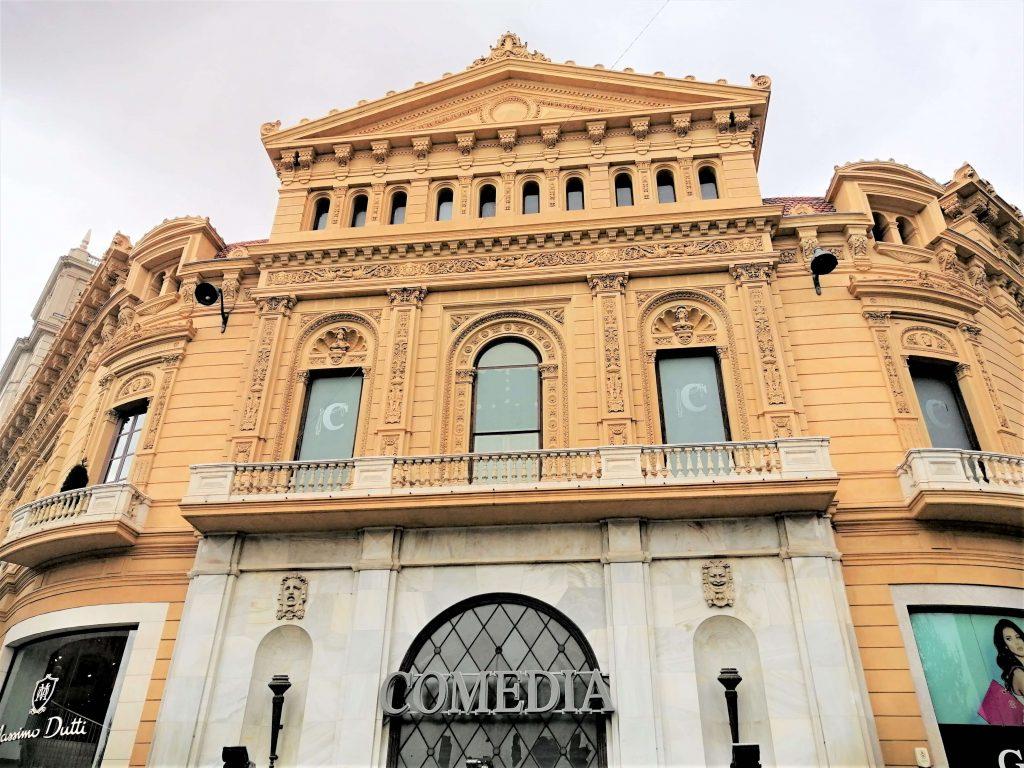 Cines Yelmo Comedia, Barcelona