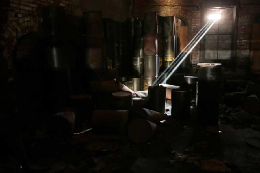 NYC History Fallout Shelter