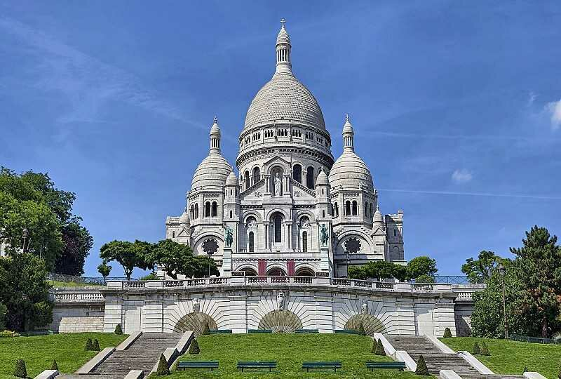 sacre basilica monument