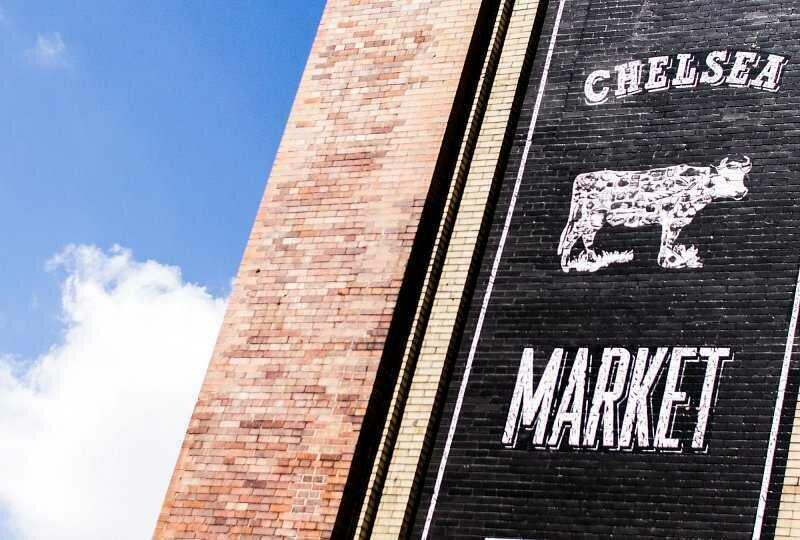 chelsea market cow