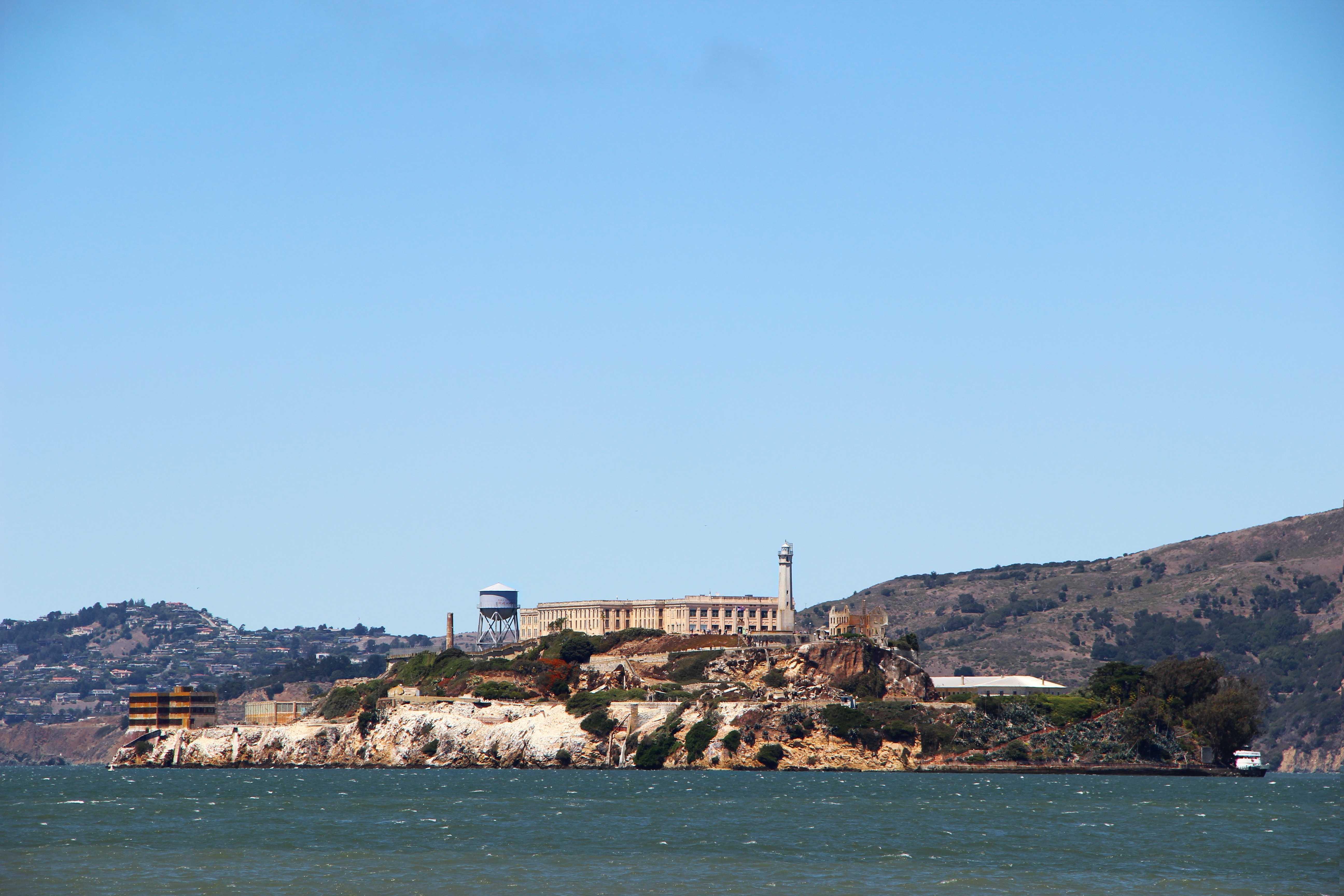 prison on an island