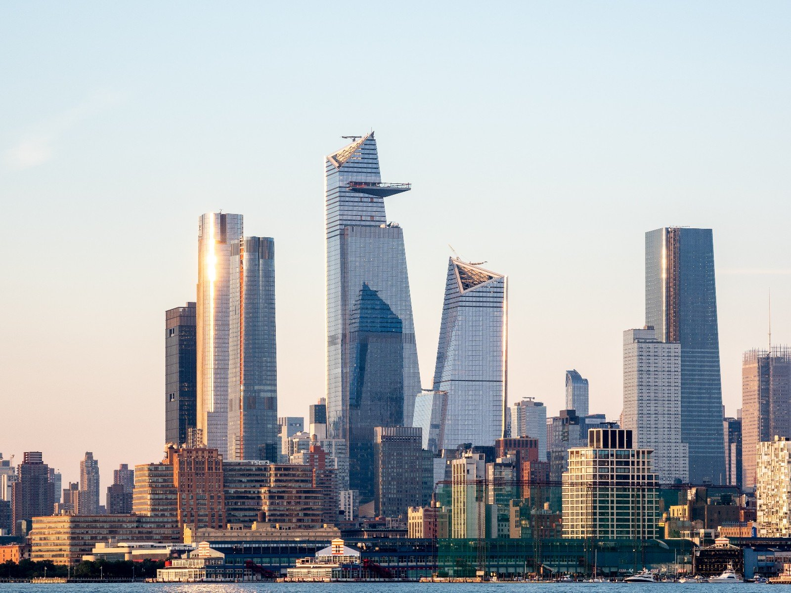 Hudson Yards in New York City