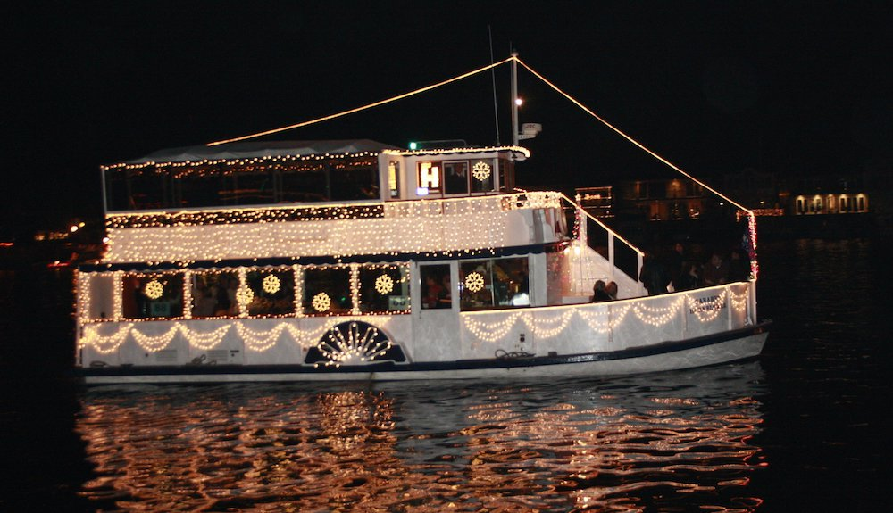 Hornblower holiday cruise in LA